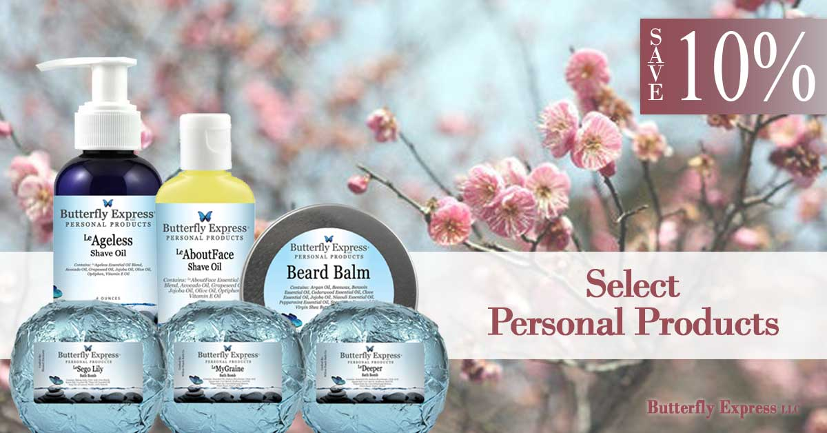 Save 10% Select Personal Products